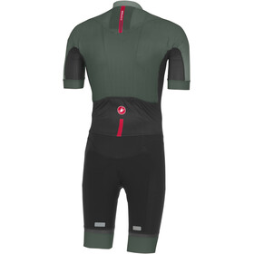 Castelli Sanremo 3.2 Speedsuit Men forest gray/black